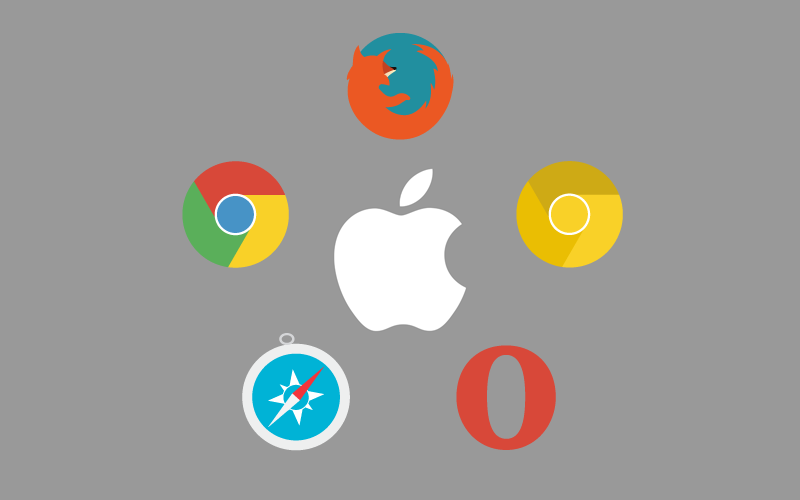 List of Web Browsers for Mac OS X - Applications